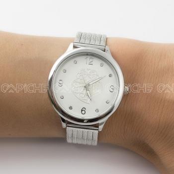 Relógio em aço Viana