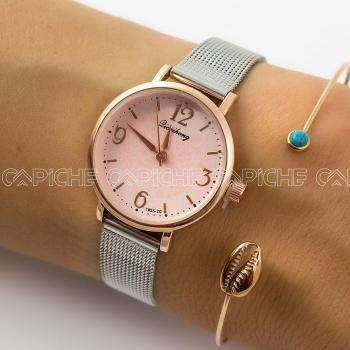 RelógioAmor Rosa