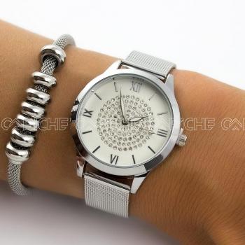 Relógio Aço Fitey