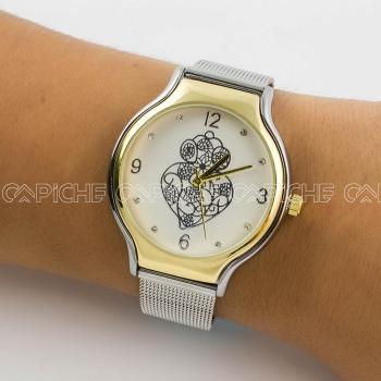Relógio Coração Viana