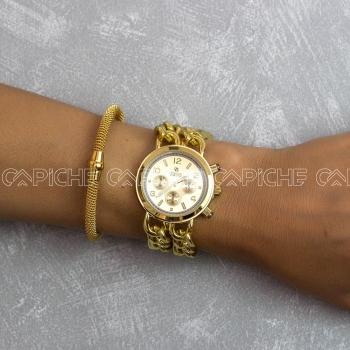 Relógio Albali Gold