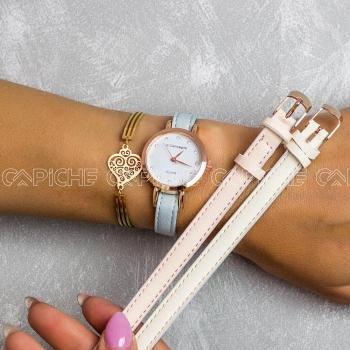 Relógio Trio Bracelet Light