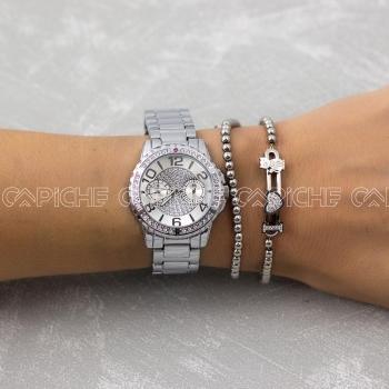 Relógio Constanza Silver