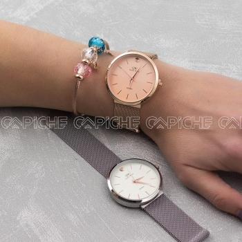 Relógio Aço Evie