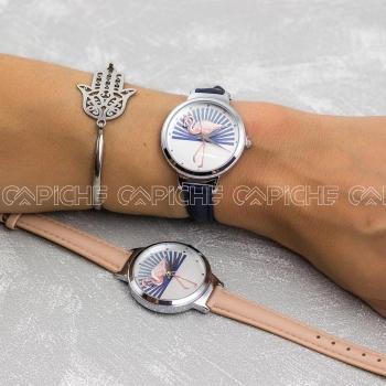 Relógio Flamingo II
