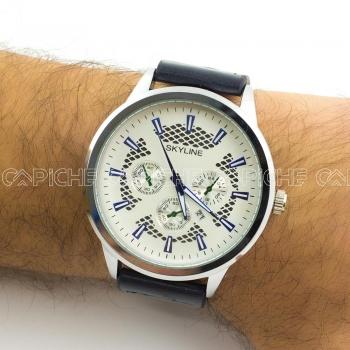Relógio Escamas