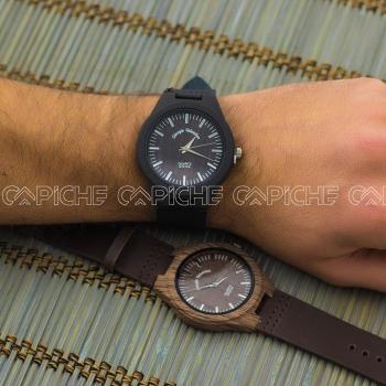 Relógio Pele Oak