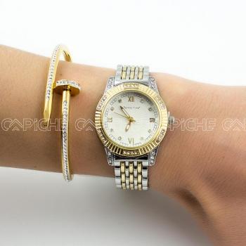 Relógio Cell dourado