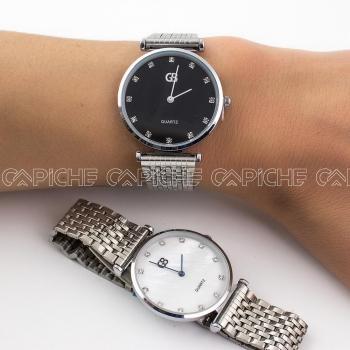 Relógio Aço  World