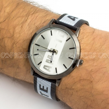 Relógio Amo-te Preto