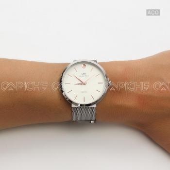 Relógio em aço Evie