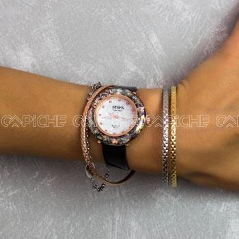 Relógio Zaniah Black