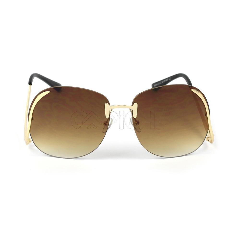 16561e5b7e18d Óculos de sol Rimless - CAPICHE - Loja online de Moda e Acessórios
