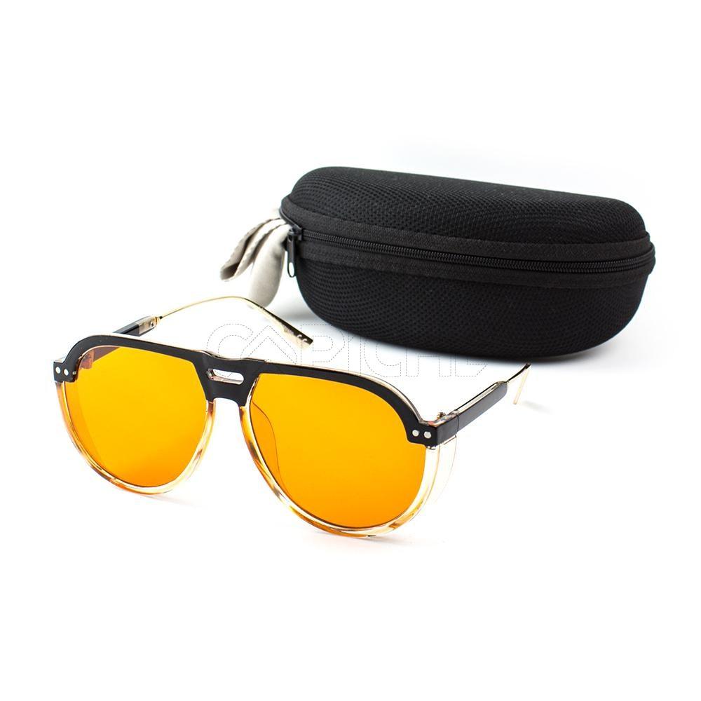 c902c15b2 Óculos de sol Nestor orange - CAPICHE - Loja online de Moda e Acessórios