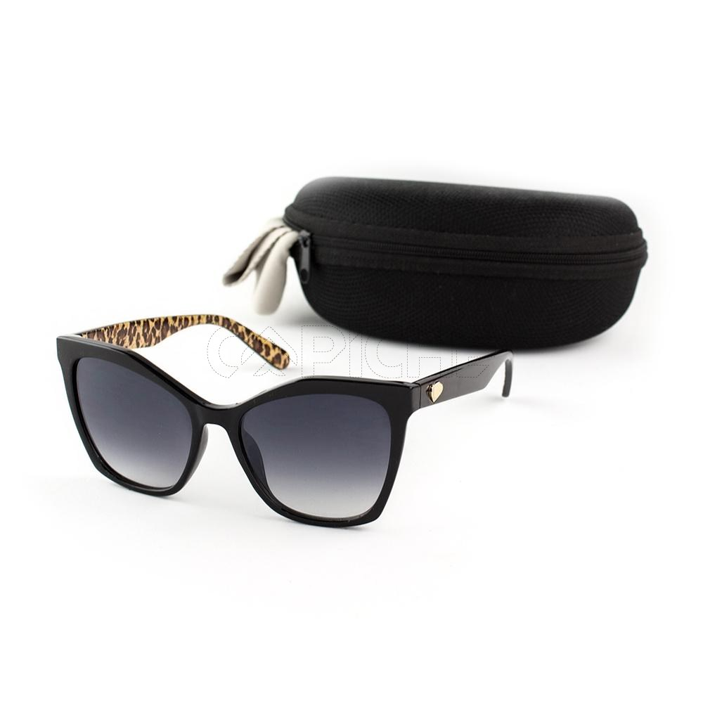 a45fda5e8 Óculos de sol Marie Pretos - CAPICHE - Loja online de Moda e Acessórios
