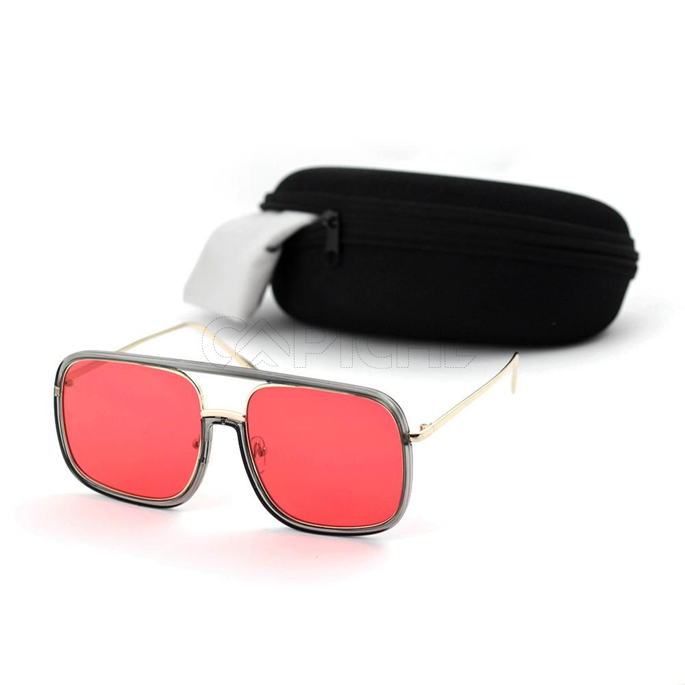 Óculos de sol Petra Red - CAPICHE - Loja online de Moda e Acessórios 59aa6309cf