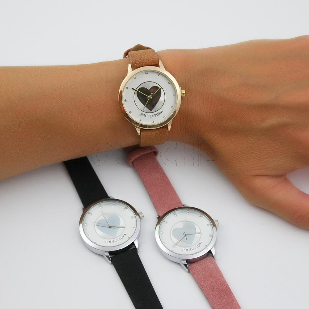 78bee07897947 Relógio Professora - CAPICHE - Loja online de Moda e Acessórios