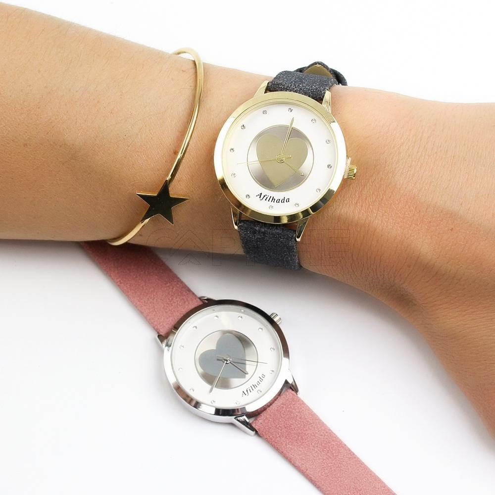 595df6c15662f Relógio Afilhada - CAPICHE - Loja online de Moda e Acessórios