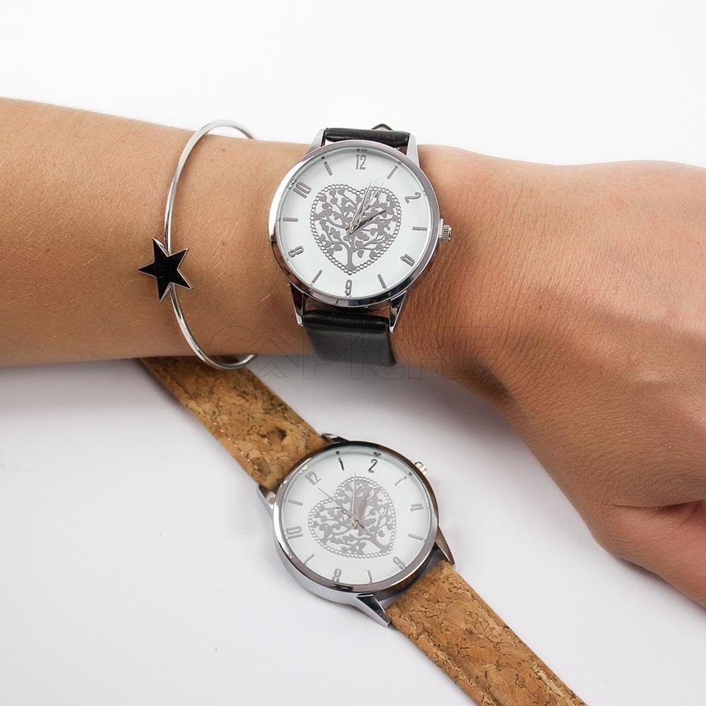 9110292fb2b0c Relógio árvore família - CAPICHE - Loja online de Moda e Acessórios