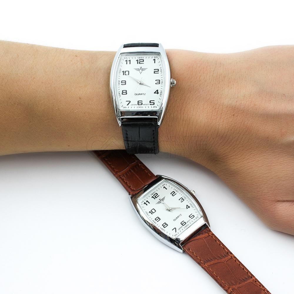 716e0dd41235e Relógio Numer Square - CAPICHE - Loja online de Moda e Acessórios