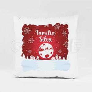 Almofada Familia Natal