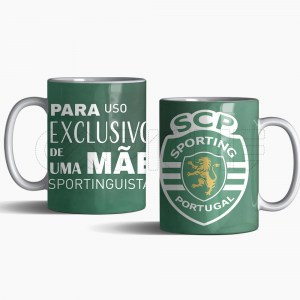 Caneca  Sportinguista