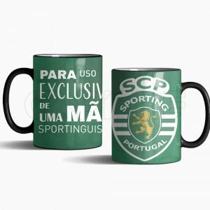 Caneca Mágica  Sportinguista