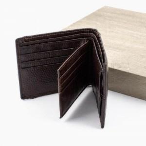 Carteira Tionfi castanho