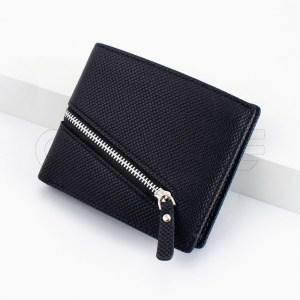 Carteira Zipper Preta