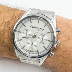 Relógio Padrinho White