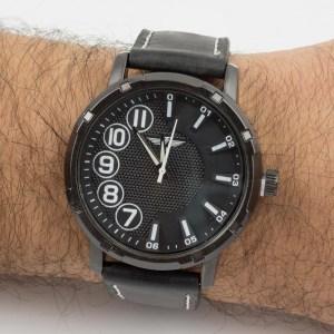 Relógio Police noir