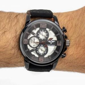 Relógio Navegante Brown