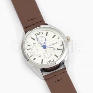 Relógio masculino Hugo castanho