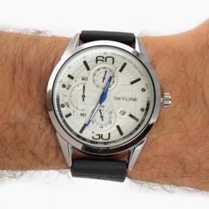 Relógio masculino Hugo azul