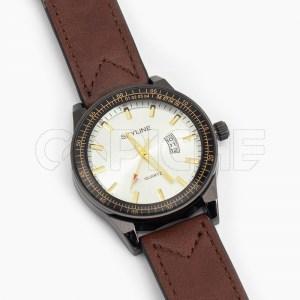 Relógio masculino Sincelo castanho