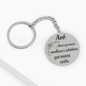 Porta chaves Amor de Avó