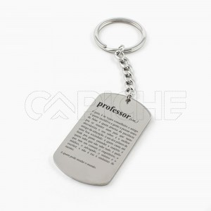 Porta chaves Professor