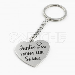 Porta chaves Juntos