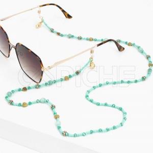 Cordão para Óculos e Máscara Praia