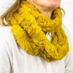 Gola Dupla Flury Amarelo