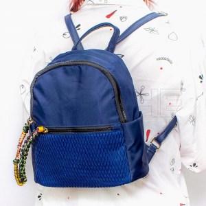 Mochila Dalio Azul