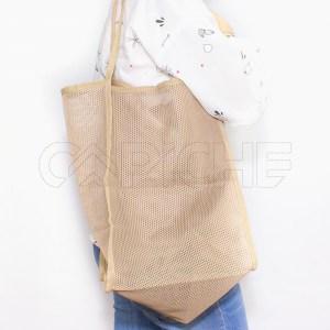 Mala Shopper Creme