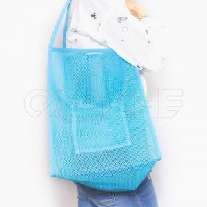 Mala Shopper Blue