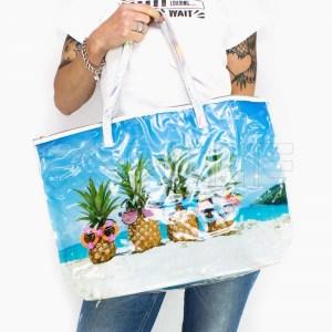 Mala Plastik de Praia Ananas