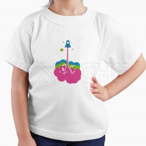 Tshirt Criança Rocket