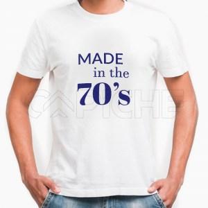 Tshirt Homem Made in