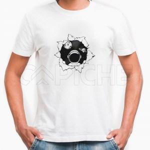 Tshirt Homem Astronaut