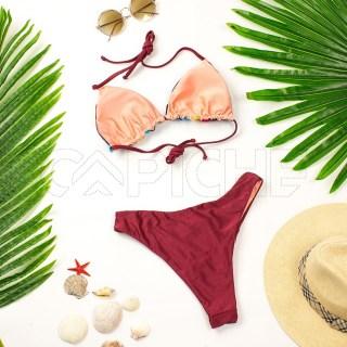 Bikini Jamaica Vermelho