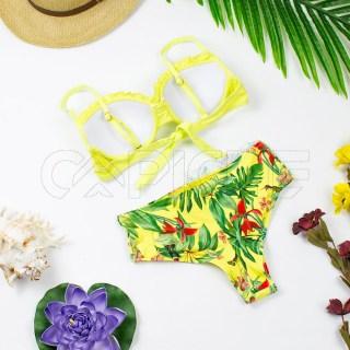 Bikini Ricco Amarelo