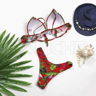 Conjunto bikini Boho